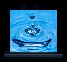 Waterdrop by theoneandonly