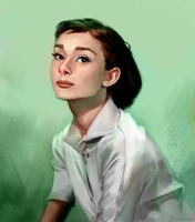 audrey by domirine