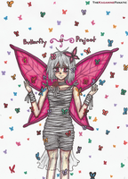 Butterfly Project by TheKagamineFanatic