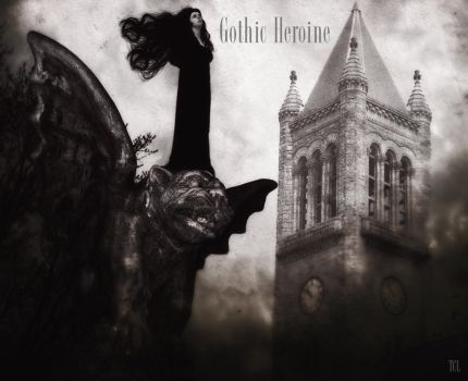 Gothic Heroine by EveCrucifiX
