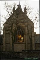 Barnsley, St Edward's Church by squareprismish