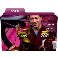 MST3K Folder Icon by ilikeimac