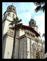 Hearst Castle - Monument by Emn1ty