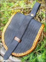 Viking Belt Pouch by Half-Goat