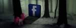 Pinkie Pie Facebook Cover 2 by PinkiePizzles