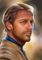 Ser Jorah Mormont by hello-ground