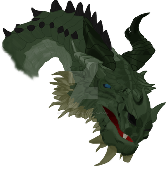Paarthurnax by taylorbeanbetch