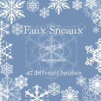 Faux Sneaux 2 by rL-Brushes