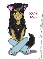 Wolf Max by DRei-chan