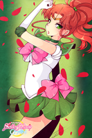Act 5: Makoto ~Sailor Jupiter~ by ThanatosRising