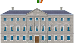 Leinster House by Herbertrocha