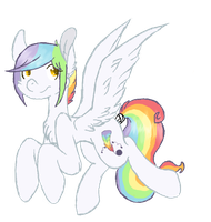 +MLP:DB - Cloud chaser+ by never-coming-back