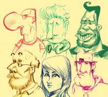 randomfaces by RusRed