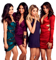 Pretty little liars png by UnbrokenBoy