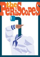 The Persicopes Gig Poster Unf. by JoeyCS