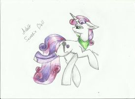 Adult Sweetie Bell by Careness