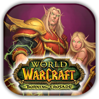 WoW Burning Crusade Game Icon2 by Wolfangraul