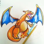 ALMIGHTY Charizard by AceArtz1001