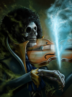 Brook Soul Violin by Jokar-XIII