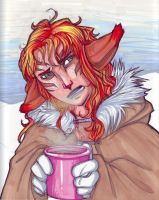 Cold Cocoa by Sharlet