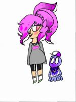 a squib and a jelly by Spoon-Moon
