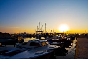 A new day for fishing by MarcoFiorentini