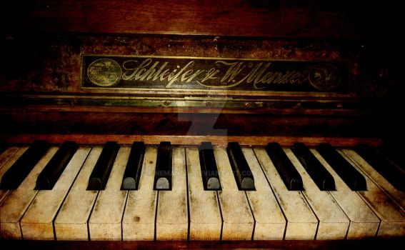 piano keyboard by neman-ja