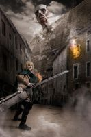 Attack on Titan by AndrewDobell