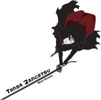 Tensa Zangetsu by HollowXichigO