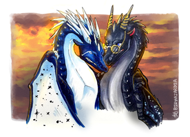 Wings of Fire - Winning the Future by Nocturnax