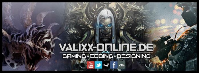 Facebook Cover by Valixx