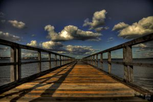 The Way by Brigitte-Fredensborg