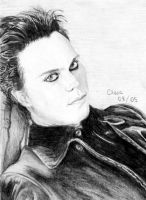 Ville Valo 2  - HIM by pikkuclara