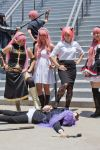 Gakupo Down! - Anime Expo 2012 by EriTesPhoto