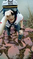 Gorillaz: Casio by SugarBunnyCosplay