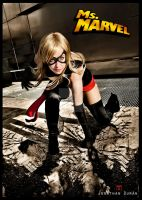 Ms marvel is here... by JonathanDuran