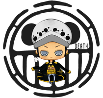OP: Trafalgar Law by chocostein