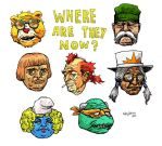 Where are they now? by sobreiro