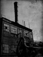 old factory by Haszczu