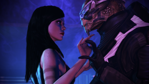 There is no Shepard without Vakarian by Efirende