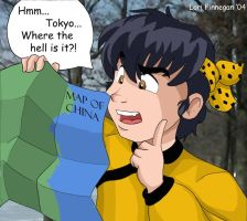 For SarahT- Ryoga - Lost Again by irishgirl982