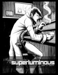 Superluminous Teaser Poster by BenBrush