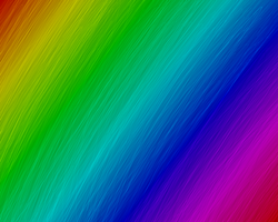 Rainbow fur background by coulghoul