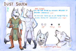 ref sheet - Dust Sulfen by not-fun