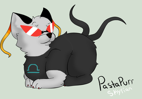 Miraclesnow-snowfur: Terezi Pyrope by SkyrianAdminAccount