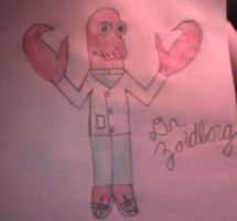 Zoidberg in PnF Form by DreamSkittles3000