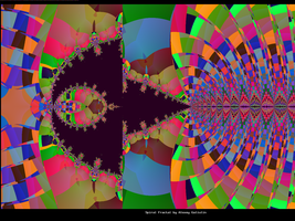 Turtle Mandelbrot inverted into Julia by pgmatg