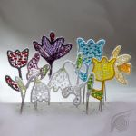 Bunch of minibrooches by NADYjewel