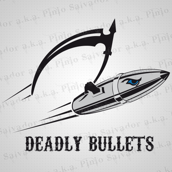 Logo of gaming website #11 (Deadly Bullets) by SalvadorII
