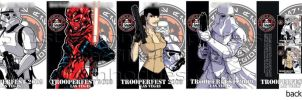 Trooperfest Badge Art by Hodges-Art